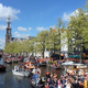 April in Amsterdam