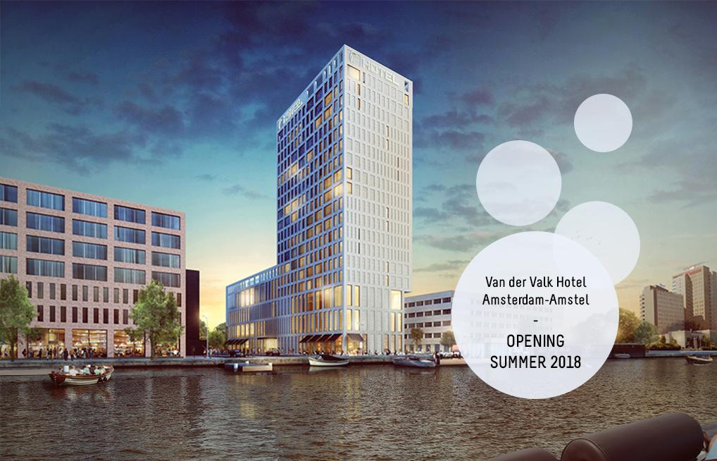 Van Der Valk Hotel In Amsterdam